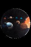 """Пазл """"Солнечная система"""" - 455 деталей"""