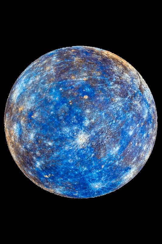 "Пазл ""Меркурий"" - 391 деталей"