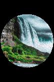 "Пазл ""Ниагарский водопад"" - 167 деталей"