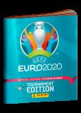 Альбом для коллекционирования наклеек EURO 2020