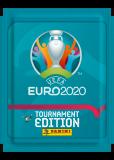 Пакетик наклеек EURO 2020