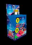 Наклейки коллекционные в боксе Topps Лига Чемпионов УЕФА 2020/2021 (30 пакетиков)