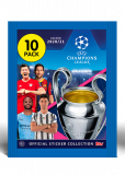 Пакетик наклеек Topps Лига Чемпионов УЕФА 2020/2021